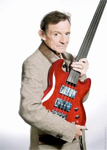 Jack Bruce (photo by Tina Korhonen)