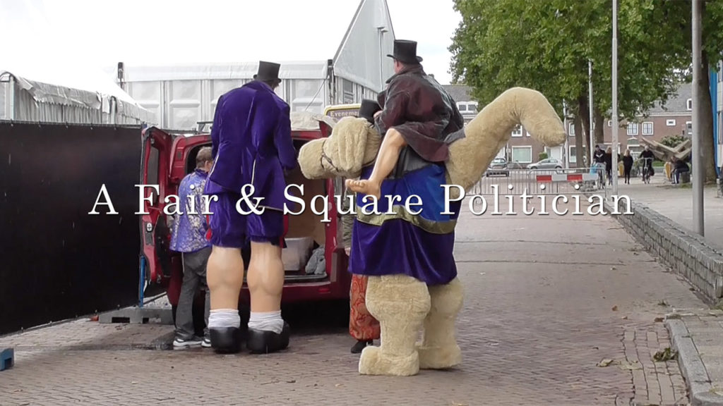 A Fair & Square Politician